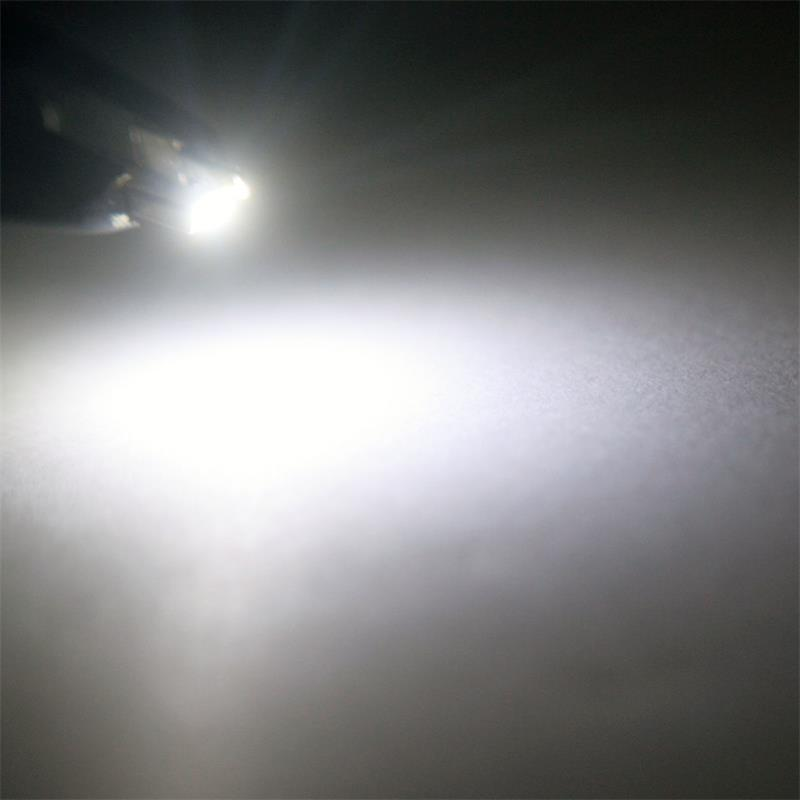 "10x SMD LED 1206 Kaltweiß klar Typ ""WTN-1206-450kw"