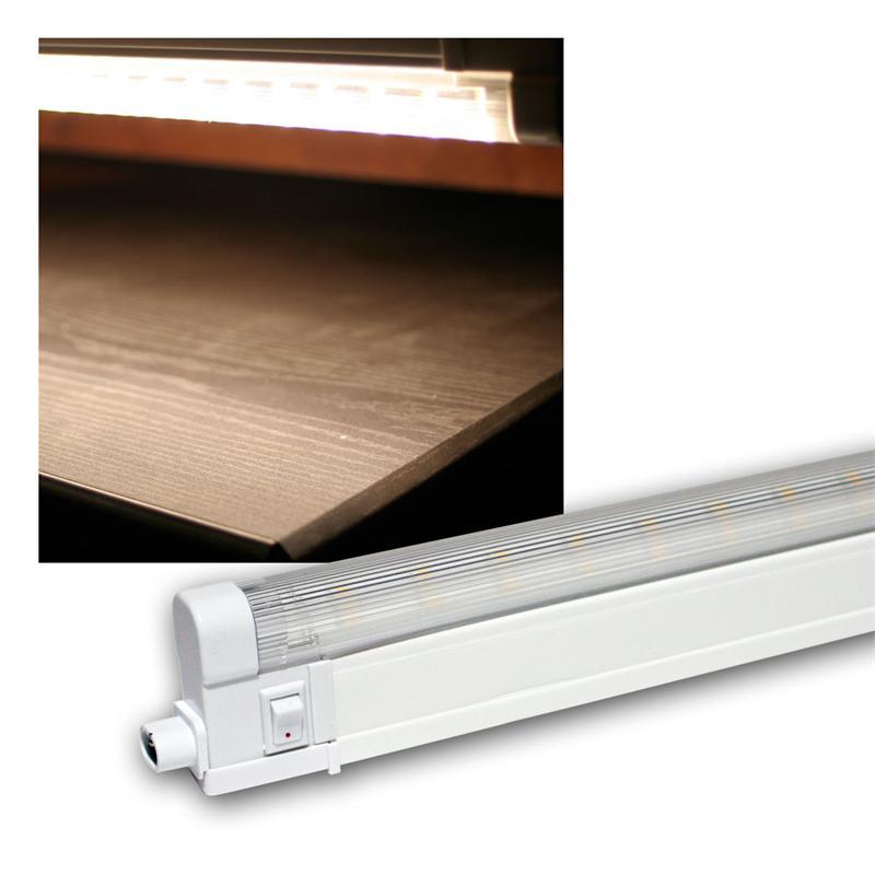 led unterbauleuchte smd pro warmwei 60cm 230v 7 5w. Black Bedroom Furniture Sets. Home Design Ideas