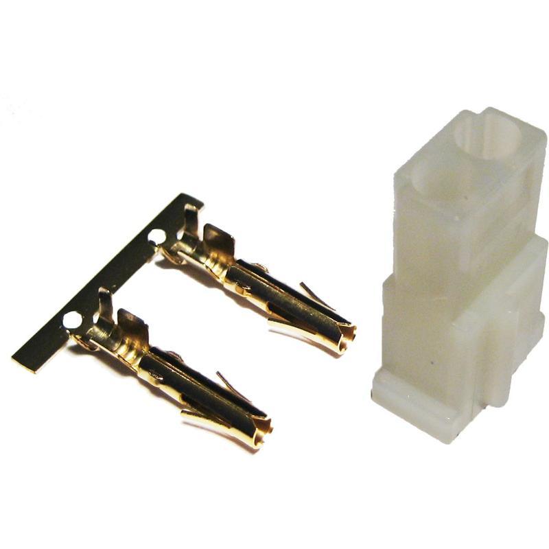 AMP-Buchse für Power-Packs - Steckverbinder