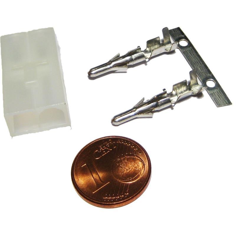 Tamiya-Stecker für Power-Packs - Steckverbinder