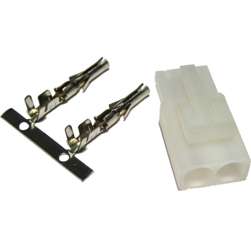 Tamiya-Buchse für Power-Packs - Steckverbinder