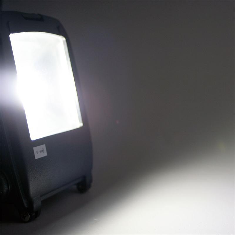 led fluter rindo 10w 500lm daylight ip65 230v. Black Bedroom Furniture Sets. Home Design Ideas