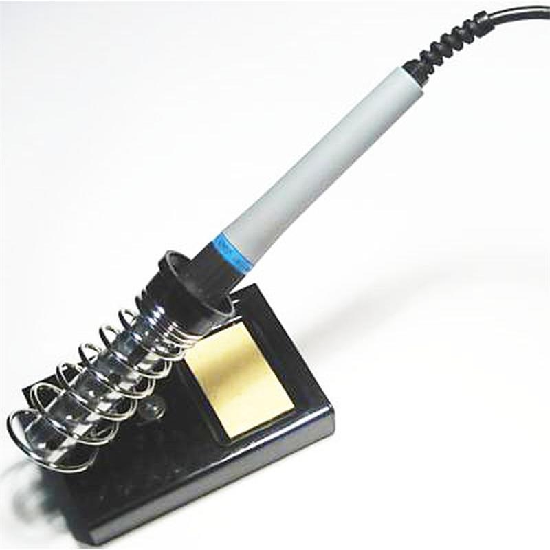 Lötkolbenständer mit Reinigungs-Schwamm