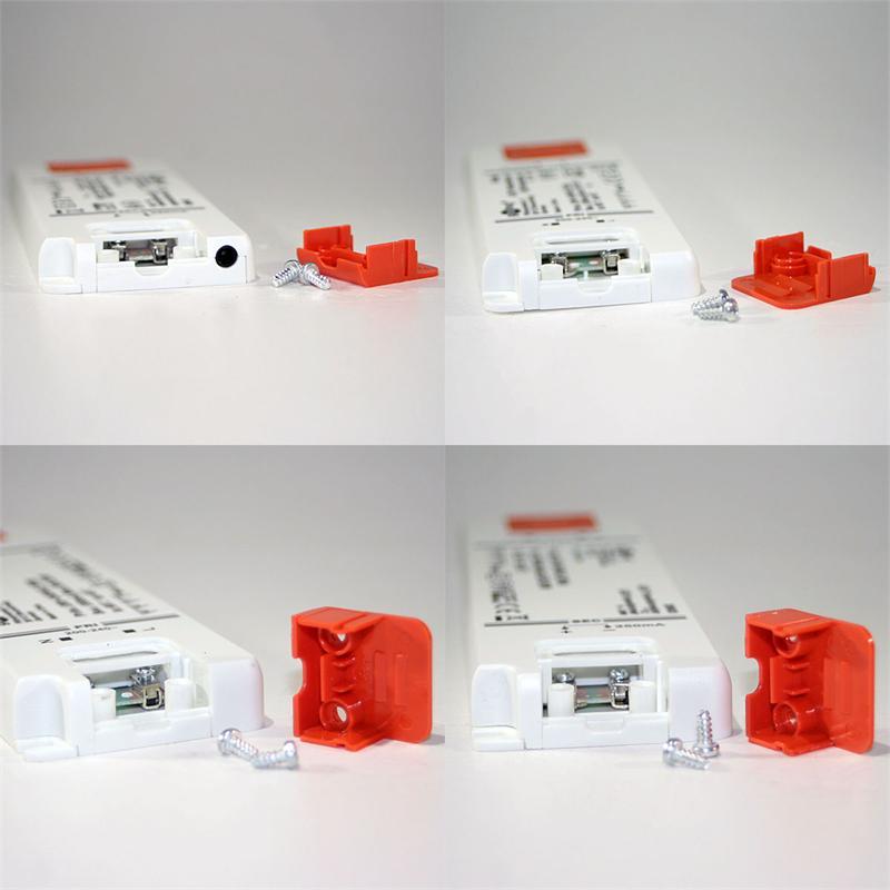Slim LED Trafo Konstantstrom   350/500/700mA   IP20