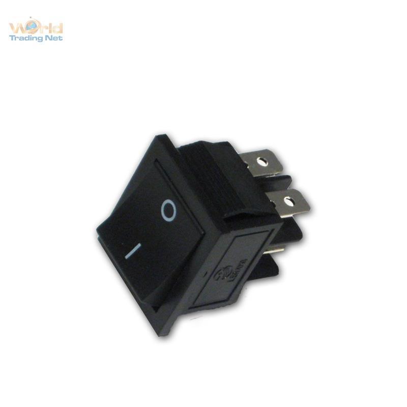 KFZ Wippschalter Einbauschalter Schalter mit Wippe Wippenschalter switch 12V