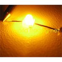 Miniatur LED mit breit abstrahlenden Öffnungswinkel
