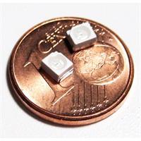Leuchtdiode in kleiner Abmessung und hoher Helligkeit