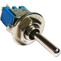 SUB Miniatur Kippschalter 1-pol 3A 125Vac