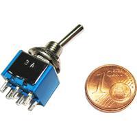 Schalter mit Lötanschluss zur Verwendung im Modellbau