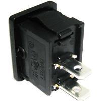 Schalter mit Lötanschluss zur Verwendung im Niedervoltbereich