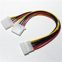 Stromweiche für zusätzliche Stromquellen am PC