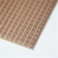 Leiterplatte für experimentelle Aufbauten von Schaltungen