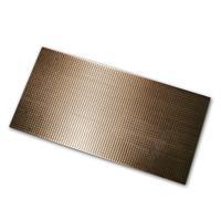 Platine 200x100 mm Streifenrasterplatine Kupfer