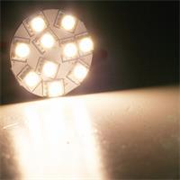 G4 Sockel horizontal LED mit 140lm Lichtstrom und 120° Abstrahlwinkel