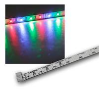 SMD LED strip RGB, 12V/DC, 48cm, individual colors