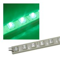 Superflux LED bar IP65 green 100cm 60 LEDs
