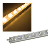 SuperFlux LED Leiste WARM-WEISS 100cm IP65 60 LEDs