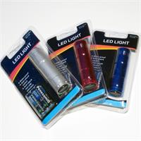 Taschenlampe mit  rutschfeste Struktur und Trageschlaufe