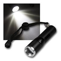 "LED-Taschenlampe ""TL1 Focus Micro"" HIGHPOWER 1W"