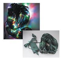 LED-Lichternetz mit 176 LEDs multicolor, für Innen