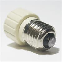 Schraubsockel für E27 Fassungen, geeignet für 230V Spannungen