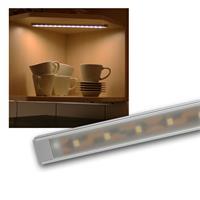 """SMD LED Lichtleiste """"WTN-Flat 28cm"""" warmweiß 12V"""
