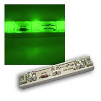1m LED Strip 7 SuperFlux LED Module flex 12v GRÜN