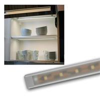 "SMD LED Lichtleiste ""WTN-Flat 50cm"" kaltweiß 12V"