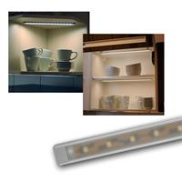 SMD LED light rail WTN-FLAT | pure/ warm white | 28 or 50cm