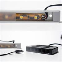 Verschiedene Setgrößen LED Lichtleisten in 28 oder 50cm Länge