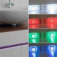 LED Dekolicht mit einstellbaren Farben für besondere Lichtakzente