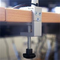 LED Designleuchte für 230V und mit nur 4W Verbrauch, Montagebeispiel