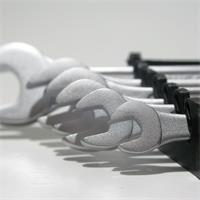 Maulringschlüssel-Satz für Hobbyhandwerker oder Profi