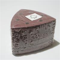 Klett-Schleifpapier für detailgenaues Schleifen in Ecken und an Kanten