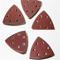 Schleifblätter zum Bearbeiten von verschiedenen Oberflächen und Materialien