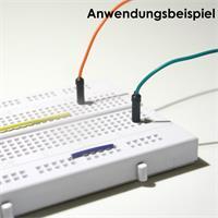 Experimentierplatine mit Kontakt-Terminal und Verteiler-Terminal