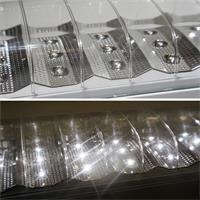 LED Notbeleuchtung leuchtet im Akkubetrieb oder bei Stromausfall