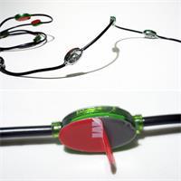 LED Lichtpunkte mit doppelseitigen Klebeband zur Befestigung