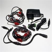 LED Module mit je 2 LEDs an einem flexiblen 1,m langem Kabel