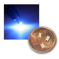"10x SMD LED 1206 Blau klar, Typ ""WTN-1206-80b"""