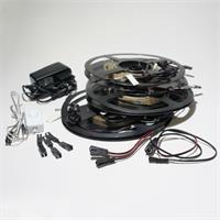 hoch flexible LED Streifen für den Einsatz im Innen- und Außenbereich