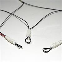 Anschlussverteiler mit 4 Steckplätzen für LED Leuchtmittel