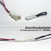 LED Verteiler für maximal 4 Konstantstrom LED Leuchtmittel