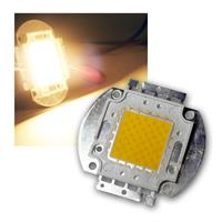 LED Chip 50W Highpower warm-weiß SQUARE