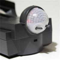 LED Qualitäts-Außenleuchte mit einstellbarem Bewegungsmelder