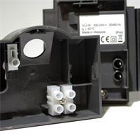 LED Außenwandleuchte zum direkten Anschluss an 230V