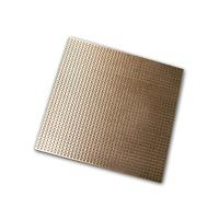 Platine 100x100 mm Streifenrasterplatine Kupfer