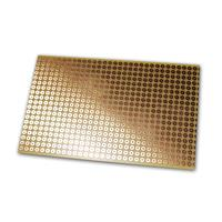 Euro circuit board 160x100 mm, individual points