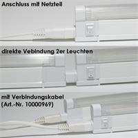 Unterbauleuchten in 3 unterschiedlichen Längen und 2 Leuchtfarben