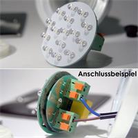 LED Uplight IP67 für 230V mit nur 1,2W Verbrauch